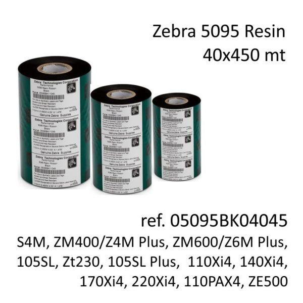 ribbon zebra 05095BK04045