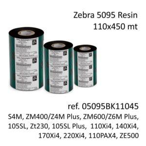 ribbon zebra 05095BK11045