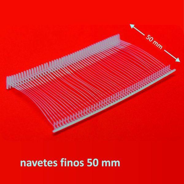 Navetes finos 50 mm - 5000 unidades