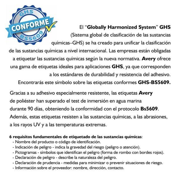 GHS-BS5609