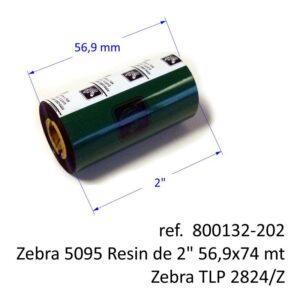ribbon zebra 800132-302