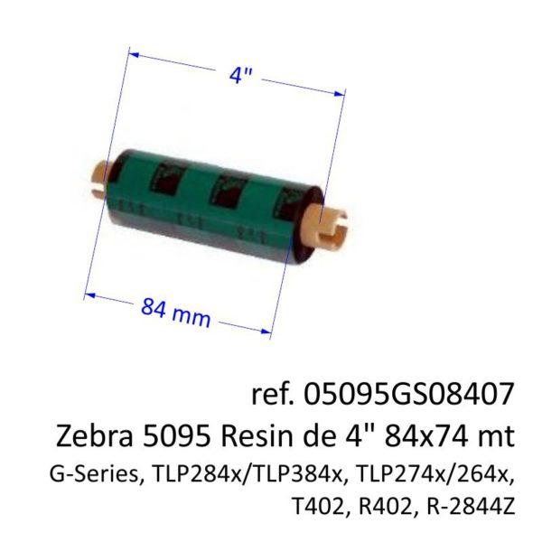 ribbon zebra 05095GS08407