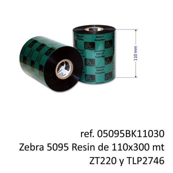ribbon zebra 05095BK11030
