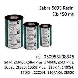 ribbon zebra 05095BK08345