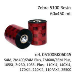 ribbon zebra 05100BK06045