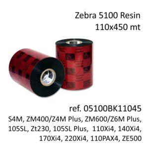 ribbon zebra 05100BK11045