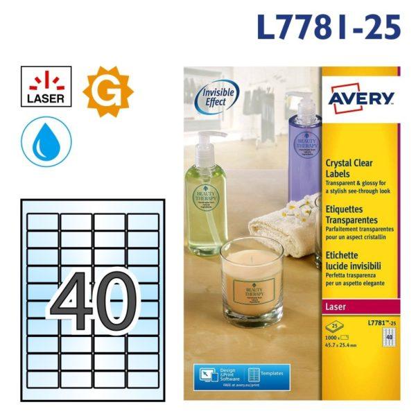 AVERY L7781-25