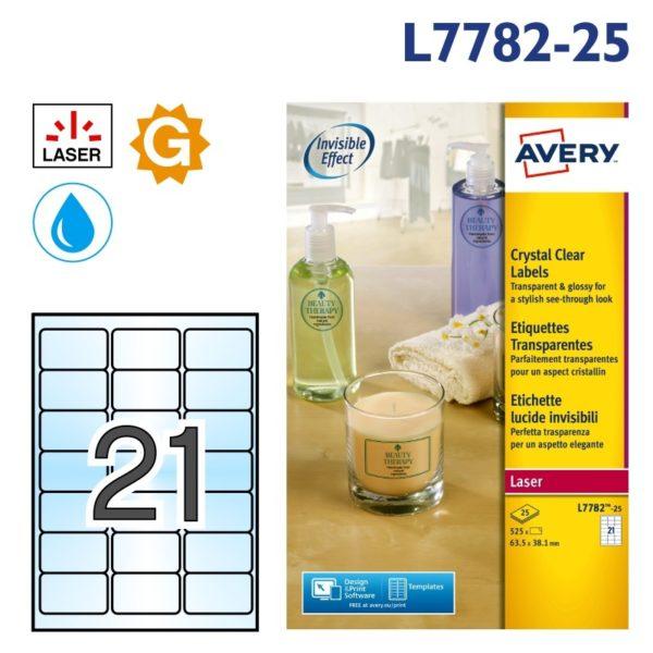 AVERY L7782-25