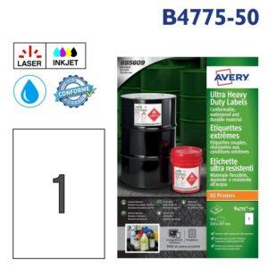 AVERY B4775-50